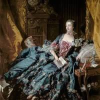 """Madame de Pompadour, 1756"" by fineartmasters"