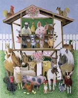 Animal Playhouse