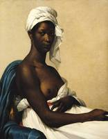 Portrait of a Negress, 1799-1800,