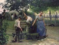 At the Well