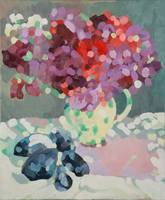 Sweet Peas and Seashells, 2006