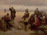 The Landing of the Pilgrim Fathers, 1620