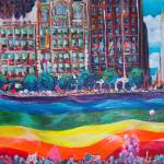 Lavender Heights The Pride Parade by RD Riccoboni
