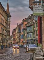 Colmar after the rain