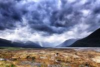 Arthurs Pass National Park, South Island, New Zeal