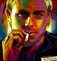 Jax Teller - Sons of Anarchy