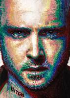 Jesse Pinkman - Breaking Bad