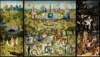 Hieronymus Bosch The Garden Of Earthly Delights