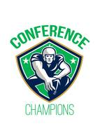 American Football Snap Conference Champions