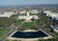 Capitol Hill Aerial Photograph