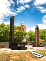 Hypocenter of Nagasaki Peace Park