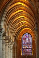 Laon Cathedral, perspective