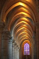 Laon Cathedral, long perspective