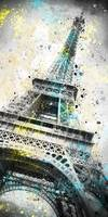 City-Art PARIS Eiffel Tower IV
