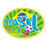 Brasil 2014 Soccer Football Ball