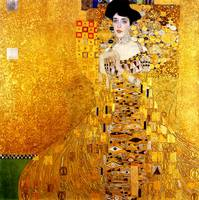Gustav Klimt Portrait Of Adele Bloch-Bauer I Art N