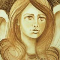 Gabriel Art Prints & Posters by Janet America Flores