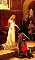 The Knighting