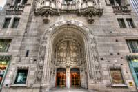 Chicago Tribune Entrance