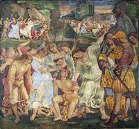 Luca Signorelli - The Triumph of Chastity - Love D