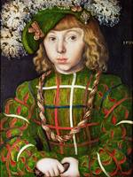 Lucas Cranach the Elder - Portrait of Johann Fried