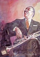 BUCK CLAYTON JAZZ HORN