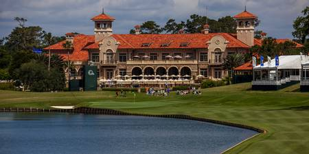 TPC Sawgrass Hole 18 Photo 1 Wide