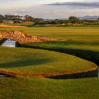 """""""St Andrews Links Golf Course Swilcan Bridge 2"""" by Richimage"""