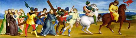 Raphael - The Procession to Calvary
