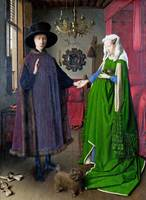 The Arnolfini Portrait - Jan van Eyck