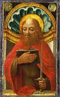 the Master of the Pala Sforzesca - Saint Paul