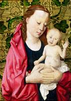 Workshop of Dirk Bouts - The Virgin and Child