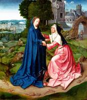Workshop of the Master of 1518 - The Visitation of