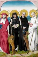 Workshop of the Master of the Life of the Virgin -