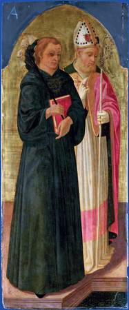 Zanobi Machiavelli - A Bishop Saint and Saint Nich