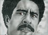 Drawing Richard Pryor