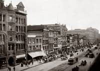 Southside of Market Street, 3rd to 4th Street, 190 by WorldWide Archive