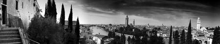 Verona City View 1bw