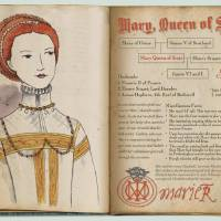 Mary Queen of Scots Art Prints & Posters by Lisa Graves