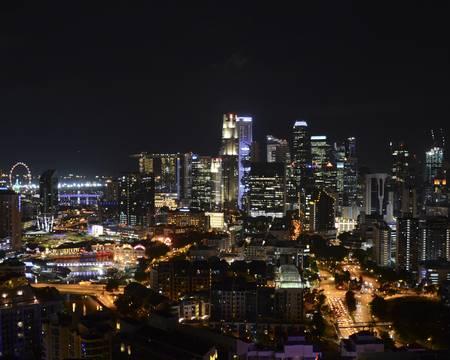 Singapore Night 4134