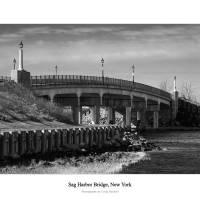"""Sag Harbor Bridge 24x30"" by rrronzo"