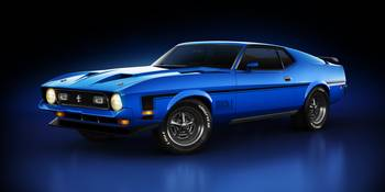 Ford Mustang Mach 1 - Slipstream