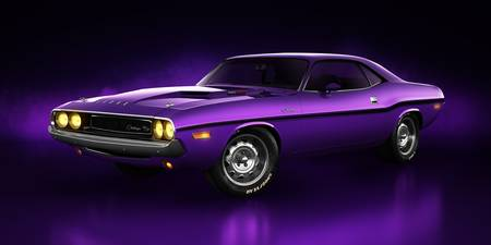 Dodge Challenger Hemi - Shadow