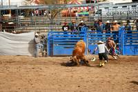 Rodeo, A tough day at the office