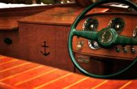 Chris Craft Cockpit
