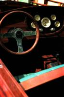 Chris Craft Interior with Gauges