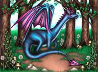A Dragon's Sanctuary color