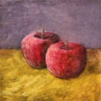 Two Red Apples No. 1