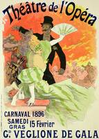 Reproduction of a Poster Advertising the 1896 Carn
