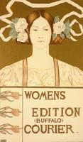 Reproduction of a poster advertising the Women's e